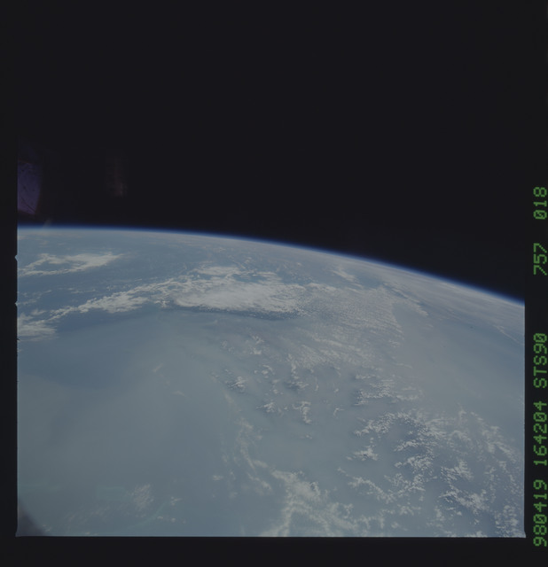 STS090-757-018 - STS-090 - Earth observations taken during STS-90 mission
