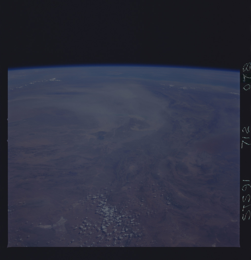 STS091-712-078 - STS-091 - Earth observations taken from orbiter Discovery during STS-91 mission