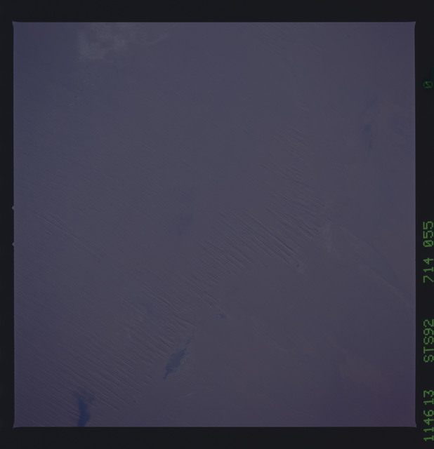 STS092-714-055 - STS-092 - STS-92 Earth observations