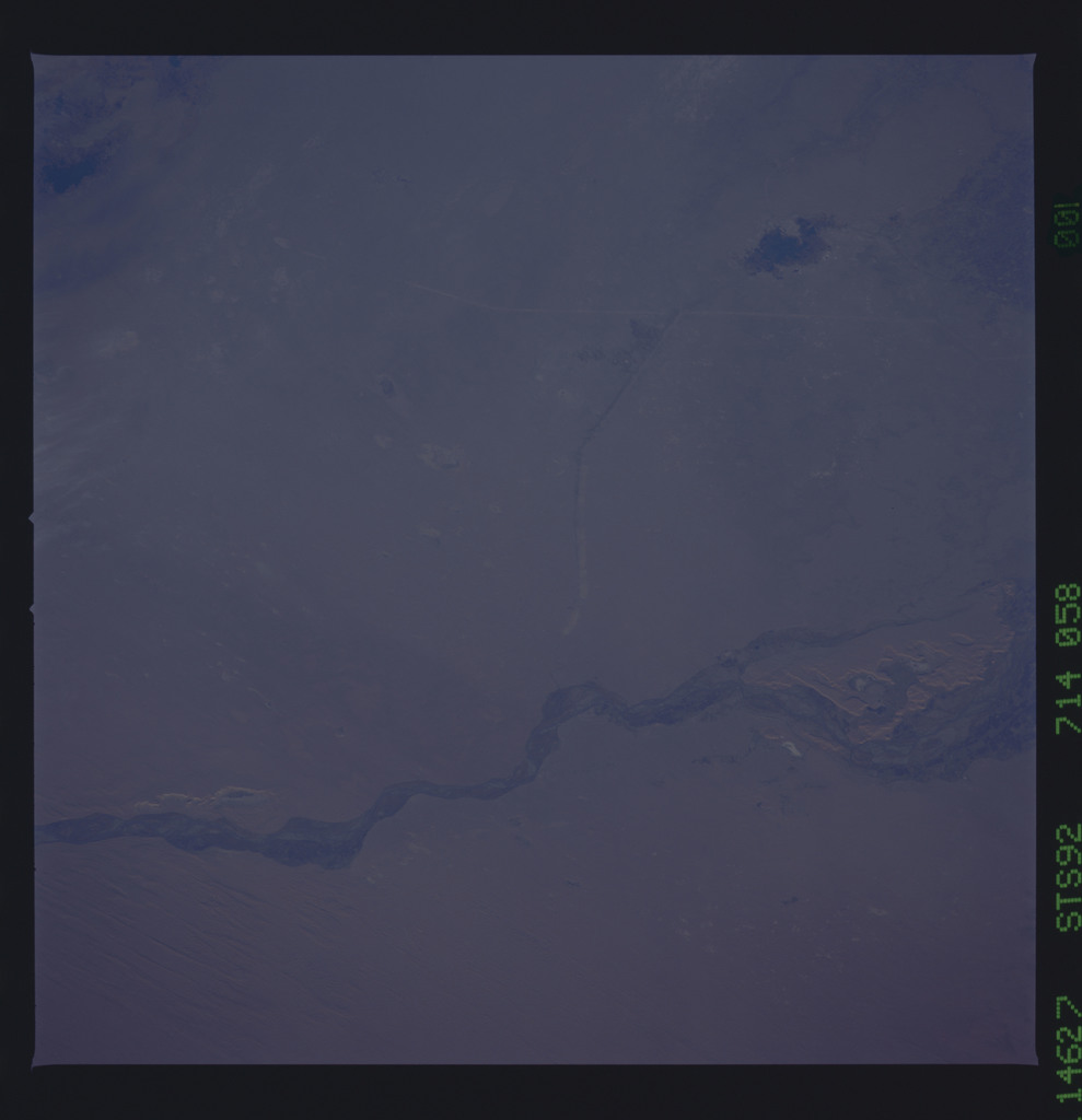 STS092-714-058 - STS-092 - STS-92 Earth observations
