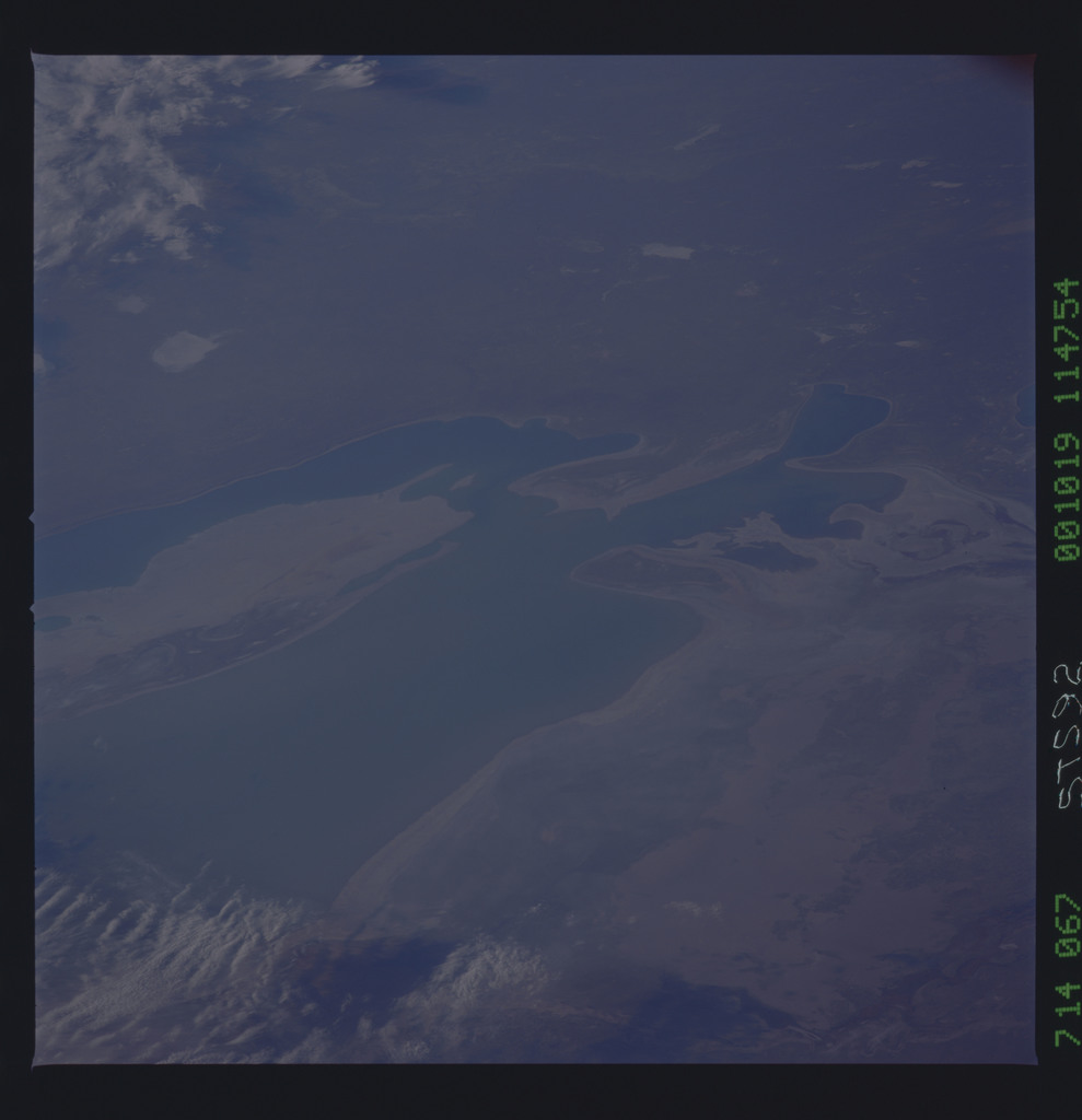 STS092-714-067 - STS-092 - STS-92 Earth observations