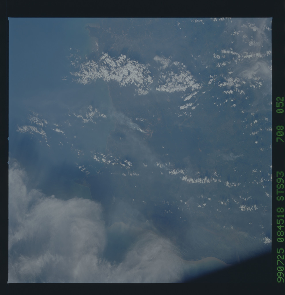STS093-708-052 - STS-093 - Earth observations taken from Space Shuttle Columbia during STS-93 mission