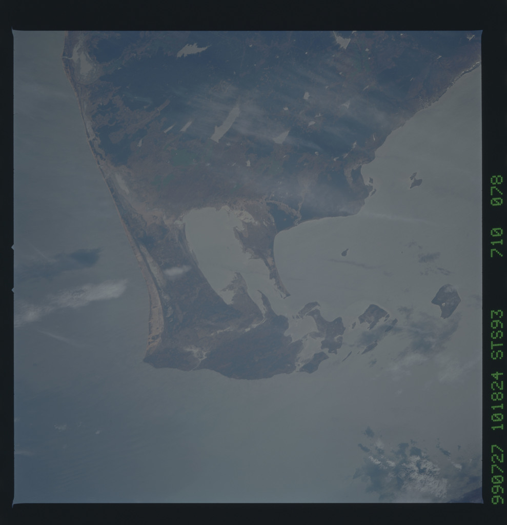 STS093-710-078 - STS-093 - Earth observations taken from Space Shuttle Columbia during STS-93 mission