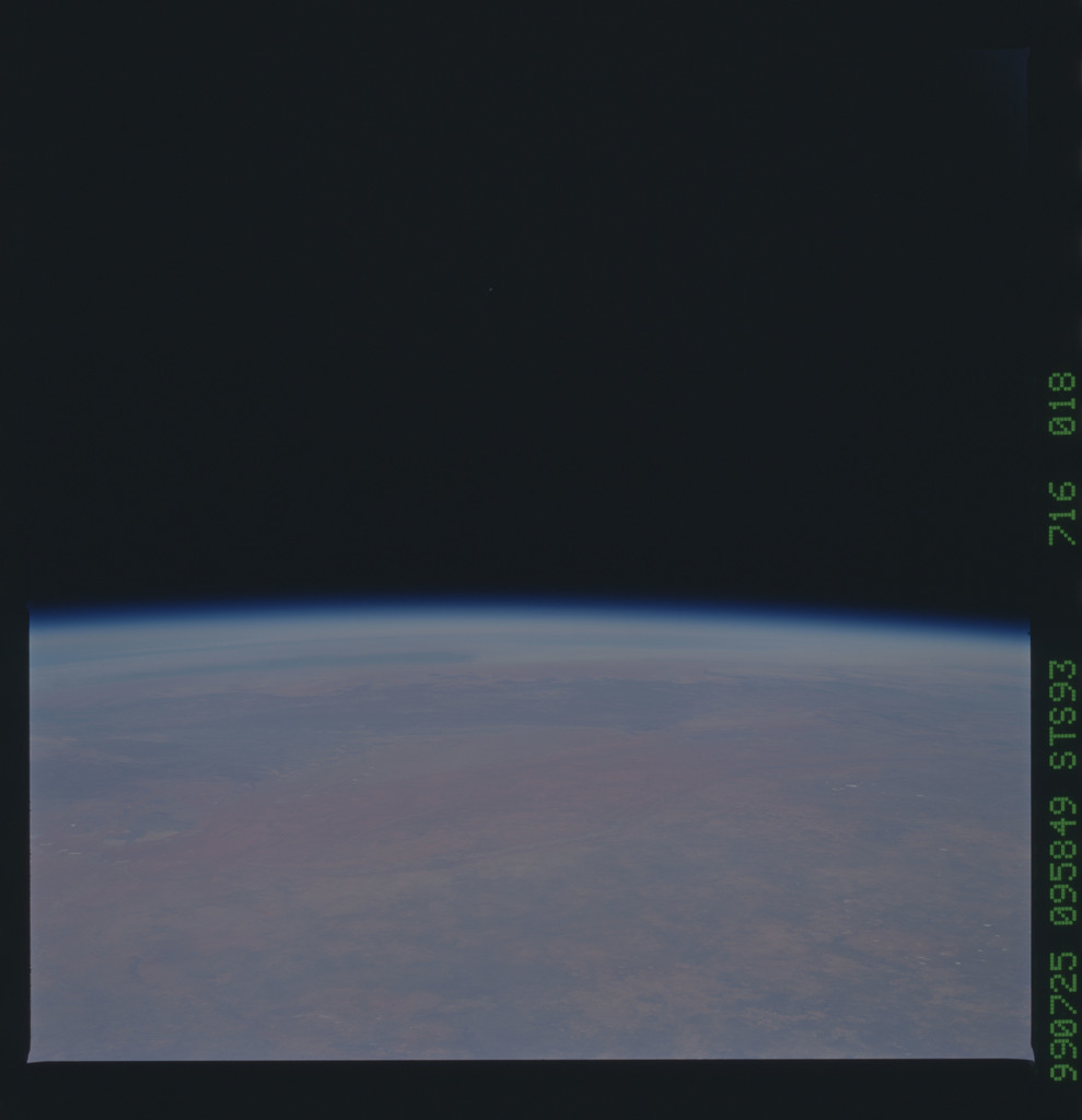 STS093-716-018 - STS-093 - Earth observations taken from Space Shuttle Columbia during STS-93 mission