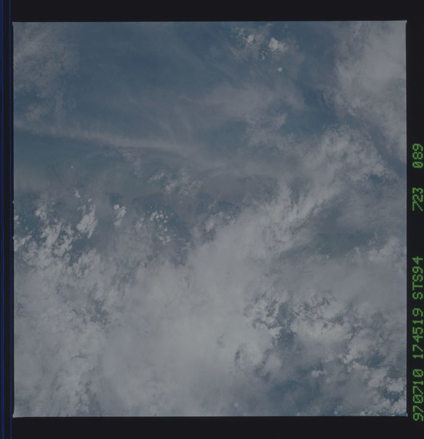 STS094-723-089 - STS-094 - Earth observations taken during STS-94 mission