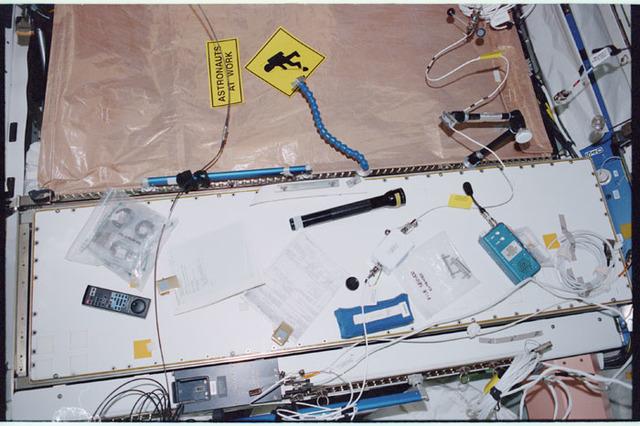 STS098-342-025 - STS-098 - Node 1