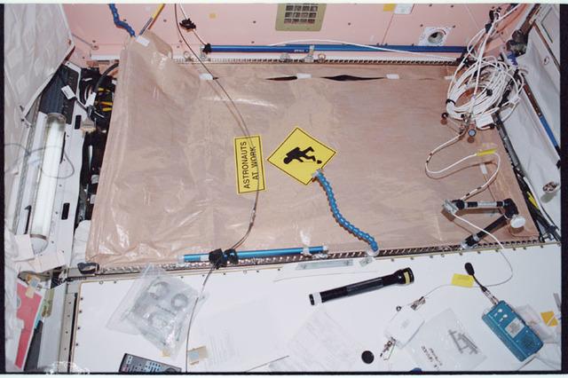 STS098-342-026 - STS-098 - Node 1