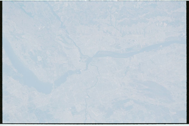 STS100-374-005 - STS-100 - Earth observation image of Ottawa,Ontario taken during STS-100