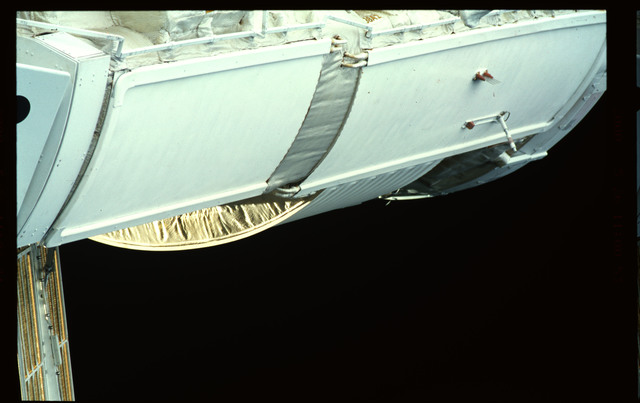 STS101-361-012 - STS-101 - Plane III of the FGB/Zarya module