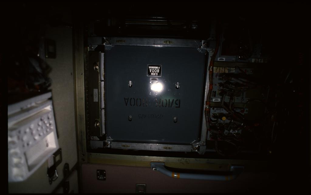 STS101-365-024 - STS-101 - Documentation of FGB/Zarya hardware