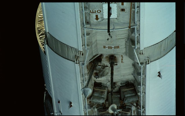 STS101-368-007 - STS-101 - Views of Plane III Zenith side of the FGB/Zarya module