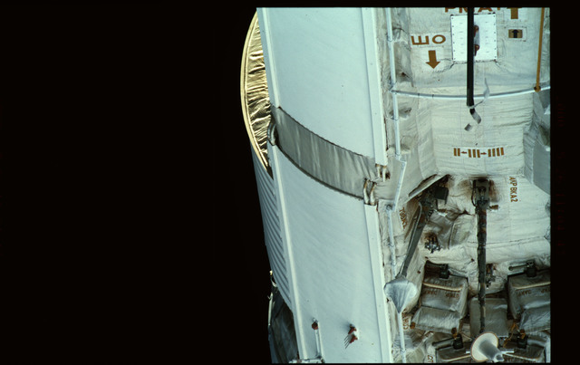 STS101-368-010 - STS-101 - Views of Plane III Zenith side of the FGB/Zarya module