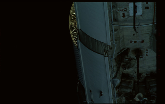 STS101-368-012 - STS-101 - Views of Plane III Zenith side of the FGB/Zarya module