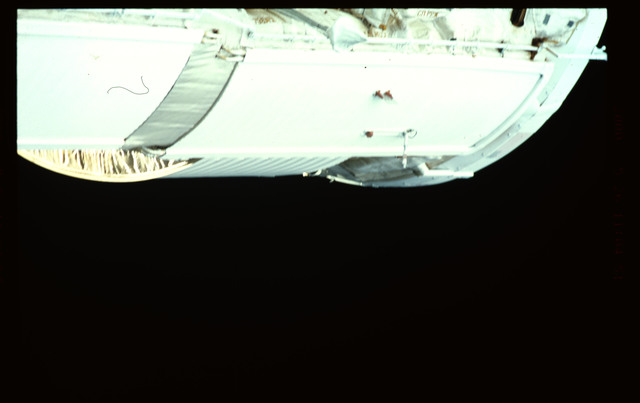 STS101-368-013 - STS-101 - Views of Plane III Zenith side of the FGB/Zarya module