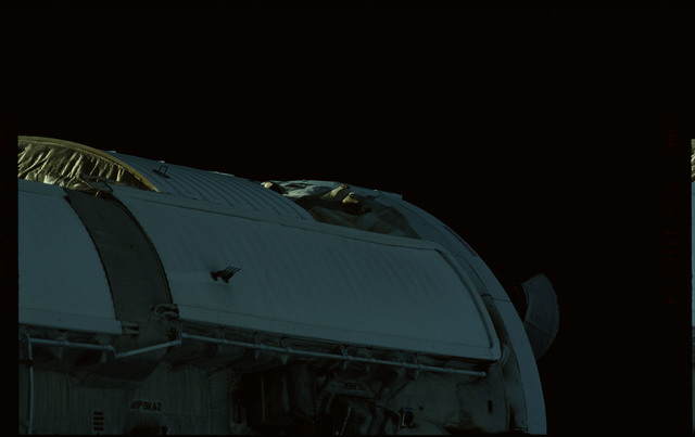 STS101-368-027 - STS-101 - Views of Plane III Zenith side of the FGB/Zarya module
