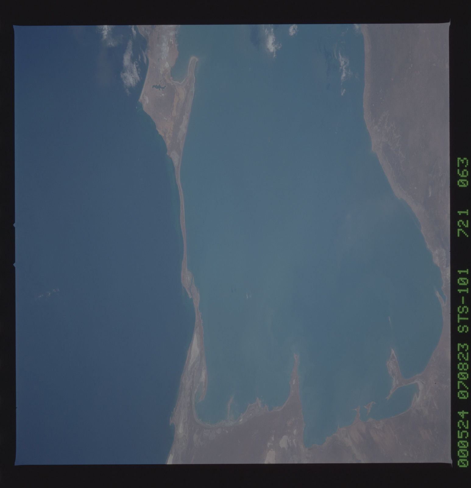 STS101-721-063 - STS-101 - Earth observations taken during the STS-101 mission