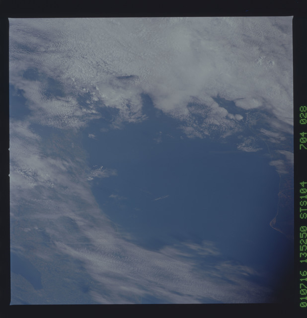 STS104-704-028 - STS-104 - Earth Observation taken by the STS-104 crew