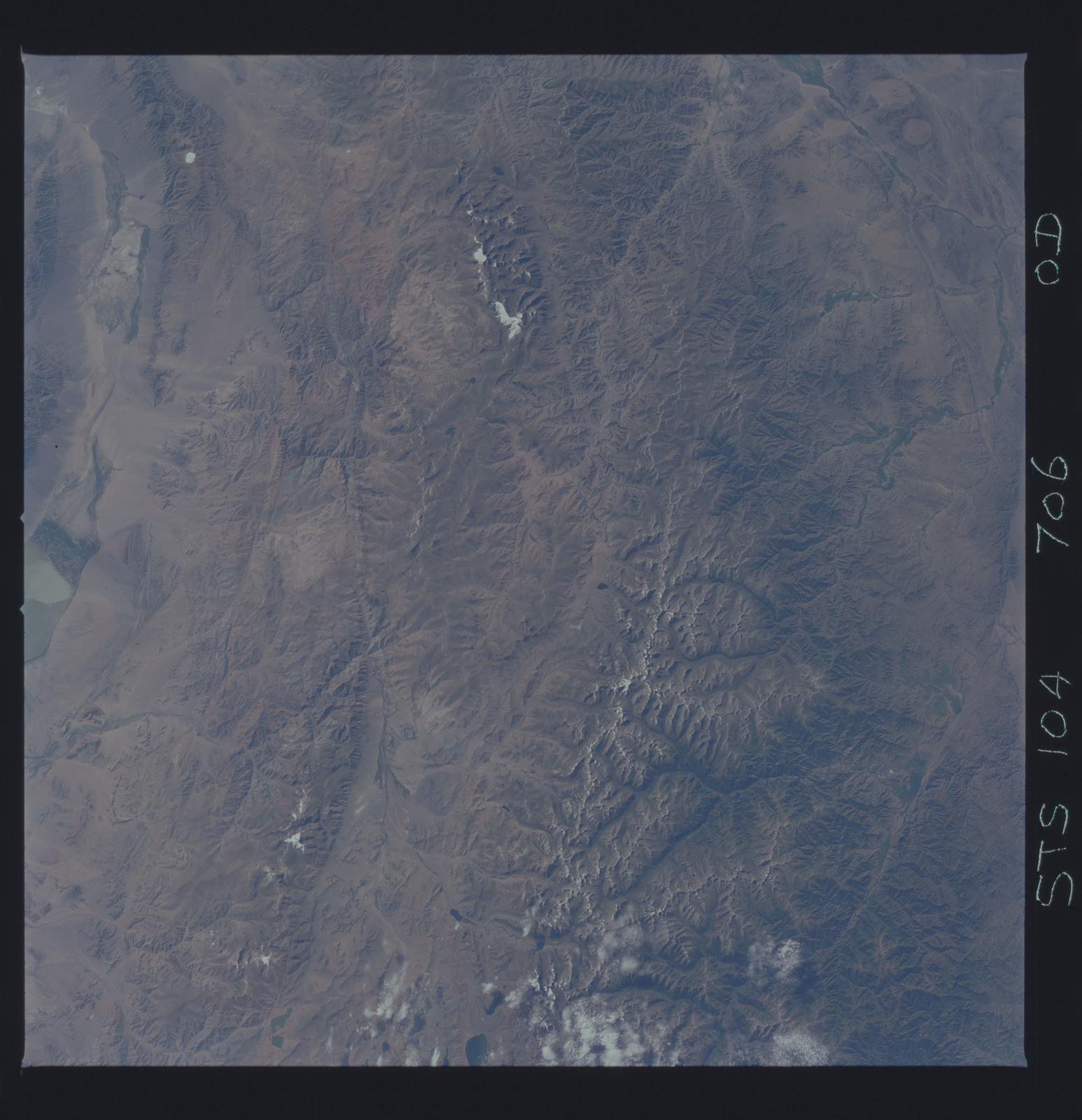 STS104-706-000D - STS-104 - Earth Observation taken by the STS-104 crew