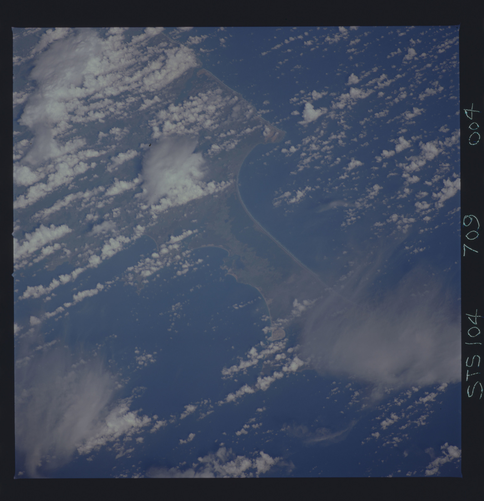 STS104-709-004 - STS-104 - Earth Observation taken by the STS-104 crew