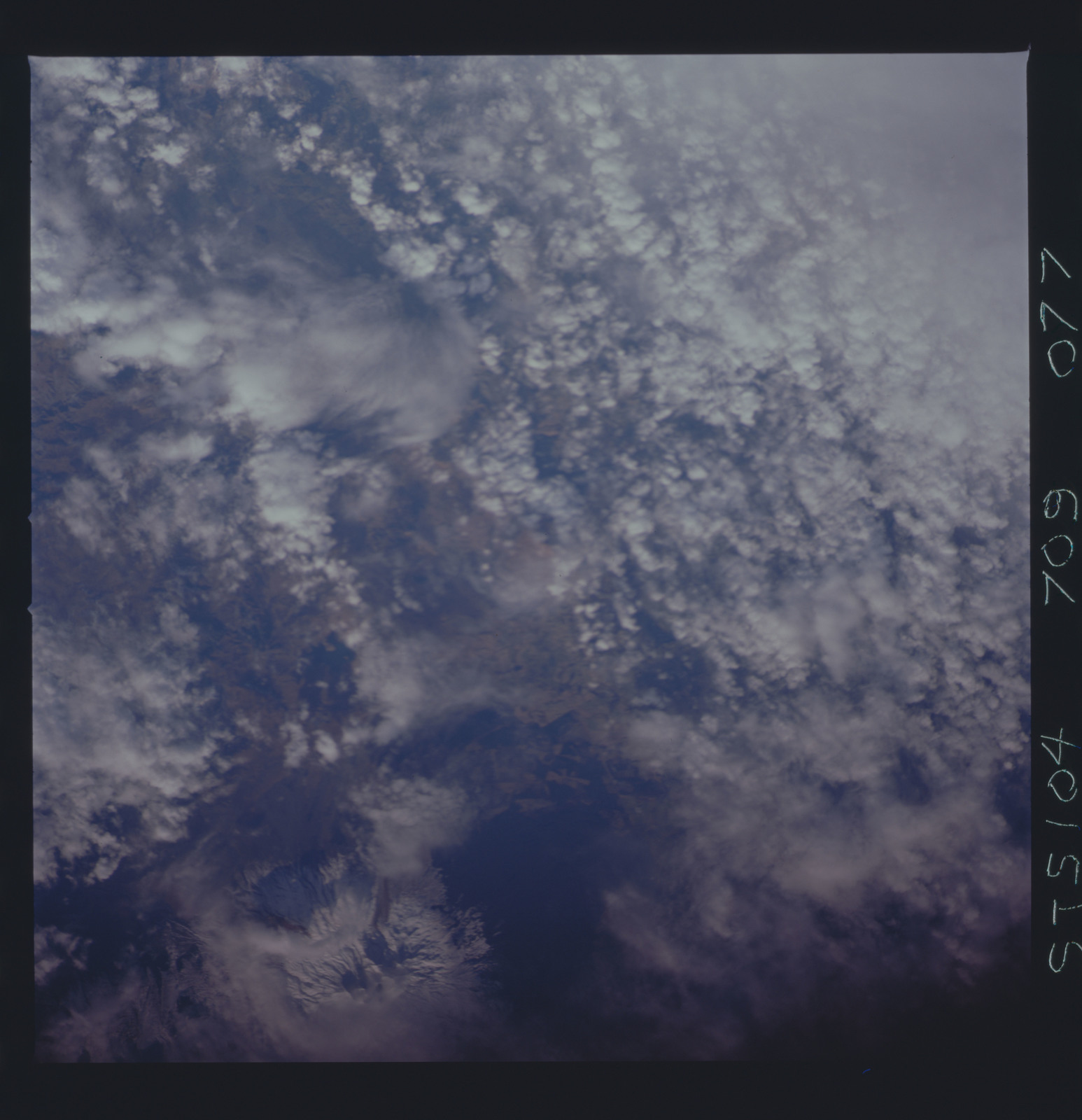 STS104-709-077 - STS-104 - Earth Observation taken by the STS-104 crew