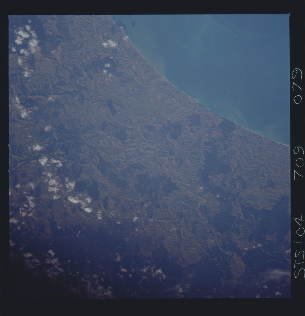 STS104-709-079 - STS-104 - Earth Observation taken by the STS-104 crew