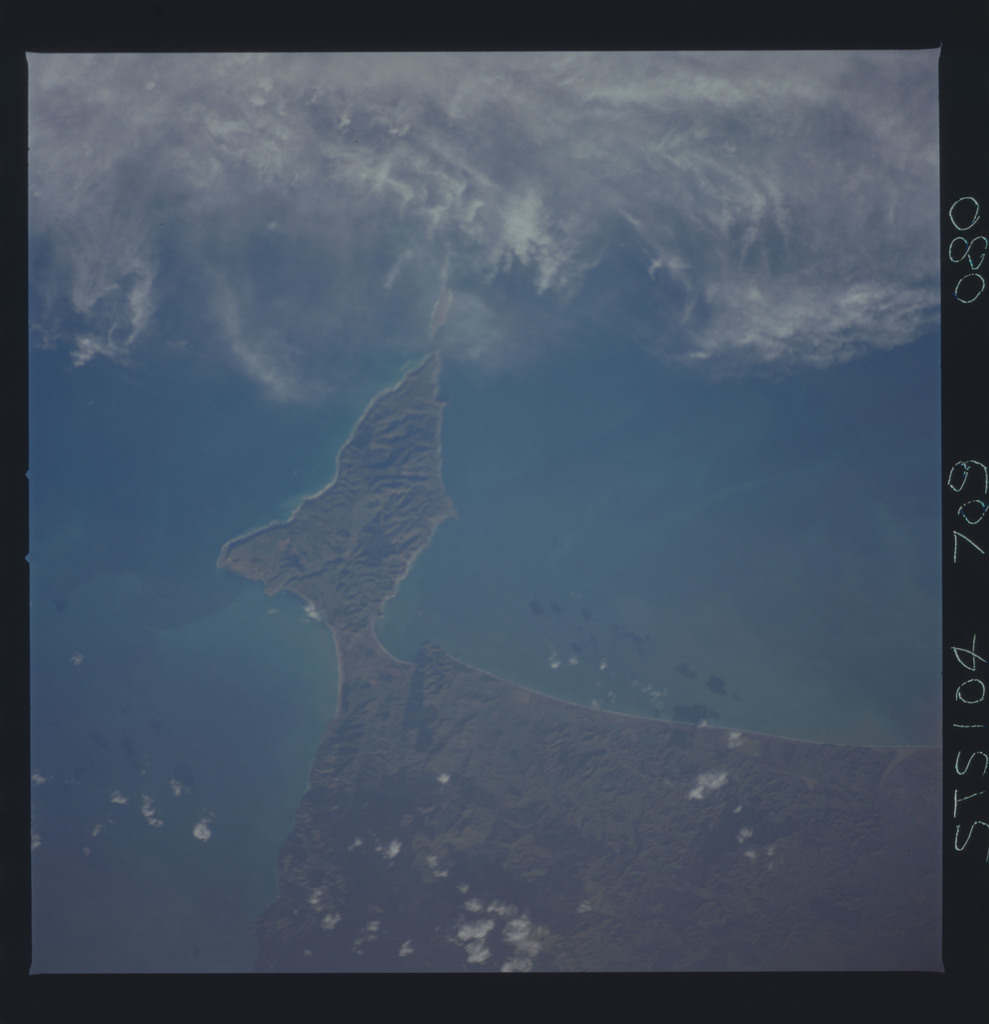 STS104-709-080 - STS-104 - Earth Observation taken by the STS-104 crew