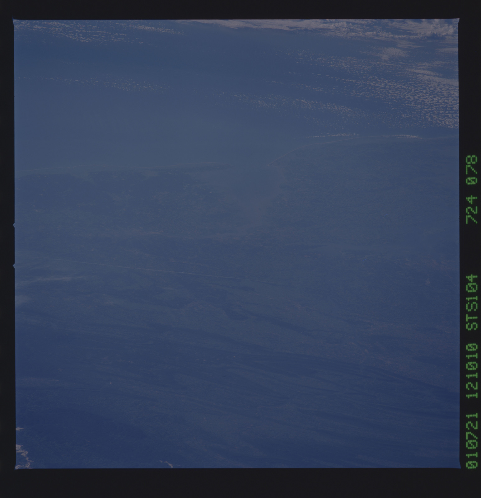 STS104-724-078 - STS-104 - Earth Observation taken by the STS-104 crew