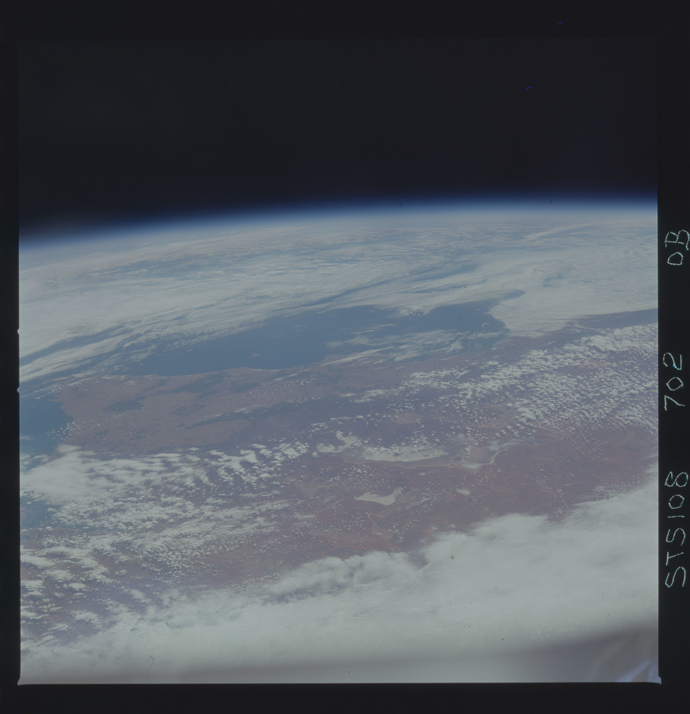 STS108-702-000B - STS-108 - Earth observations taken during STS-108