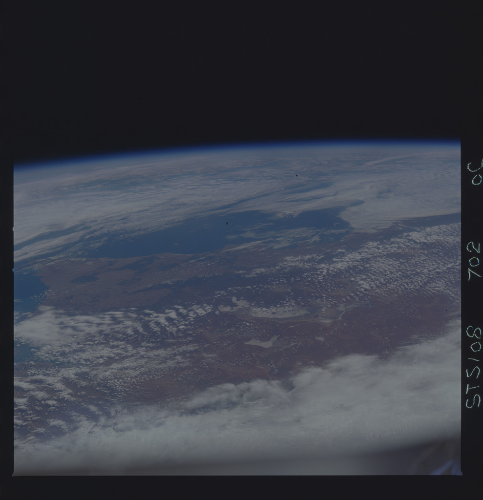 STS108-702-000C - STS-108 - Earth observations taken during STS-108