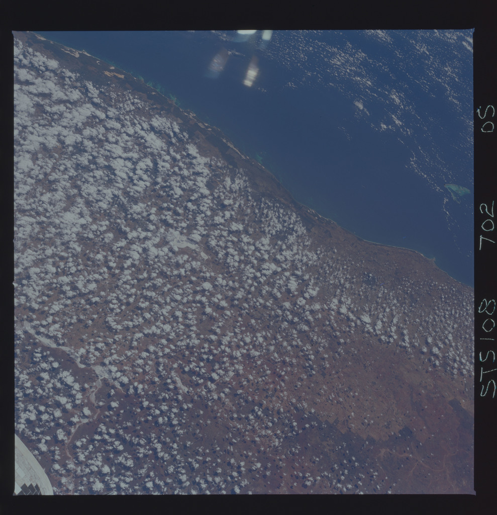 STS108-702-000S - STS-108 - Earth observations taken during STS-108
