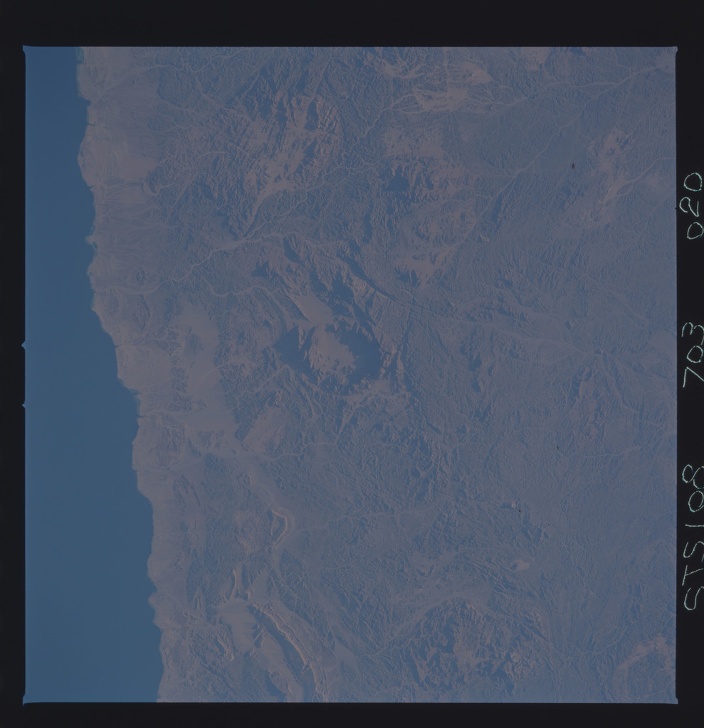STS108-703-020 - STS-108 - Earth observations taken during STS-108