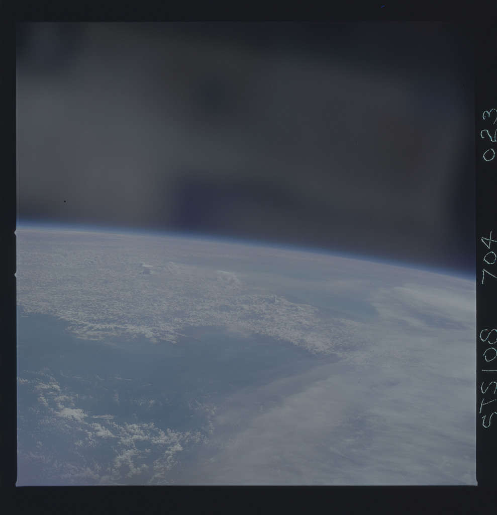 STS108-704-023 - STS-108 - Earth observations taken during STS-108