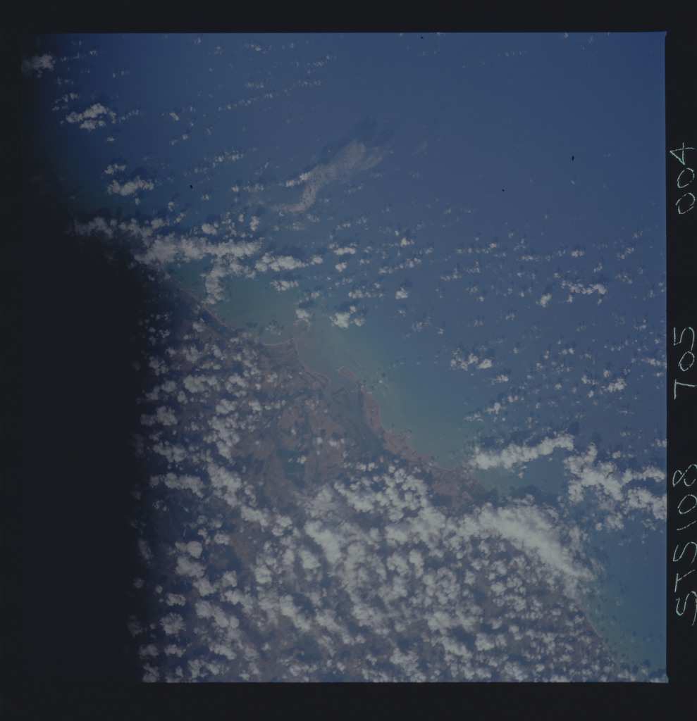 STS108-705-004 - STS-108 - Earth observations taken during STS-108