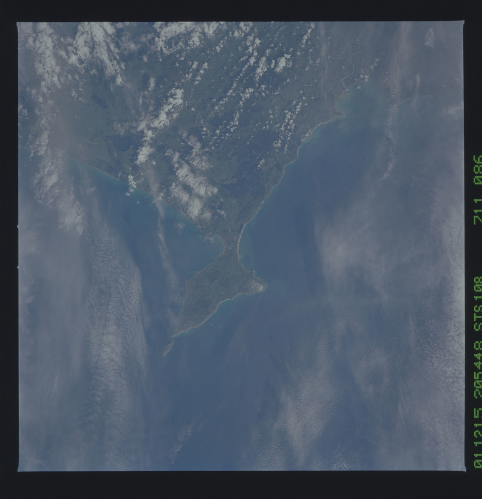 STS108-711-086 - STS-108 - Earth observations taken during STS-108