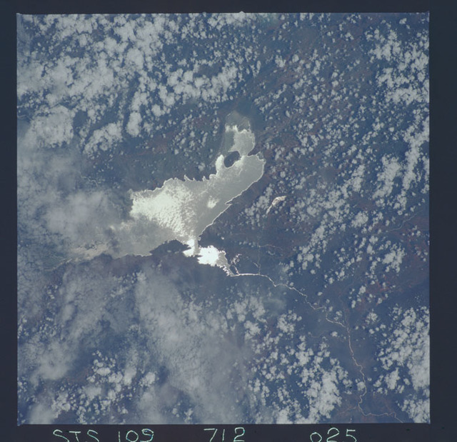 STS109-712-025 - STS-109 - Earth Obesrvations taken by the STS-109 crew