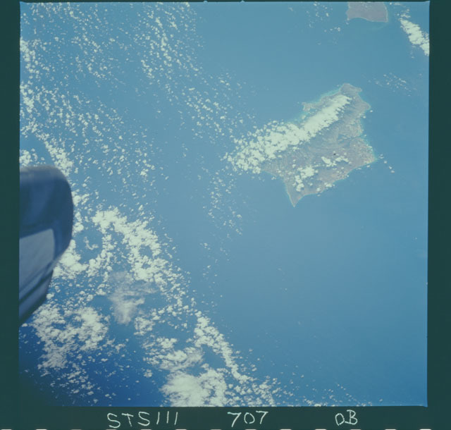 STS111-707-00B - STS-111 - Earth Observation from space taken during Mission STS-111 UF-2.