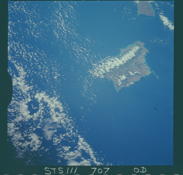 STS111-707-00D - STS-111 - Earth Observation from space taken during Mission STS-111 UF-2.
