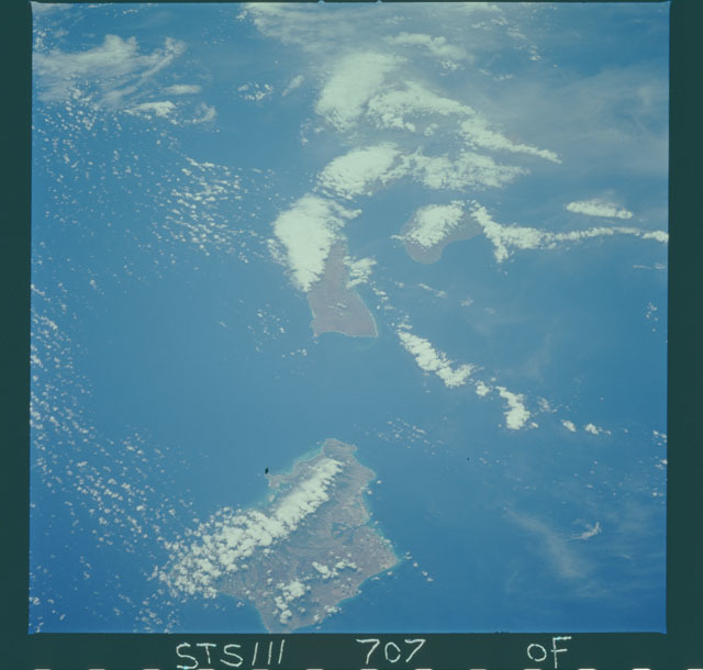 STS111-707-00F - STS-111 - Earth Observation from space taken during Mission STS-111 UF-2.