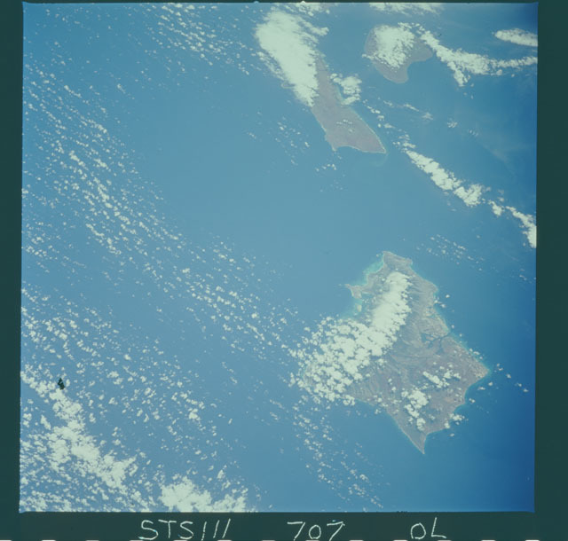 STS111-707-00L - STS-111 - Earth Observation from space taken during Mission STS-111 UF-2.