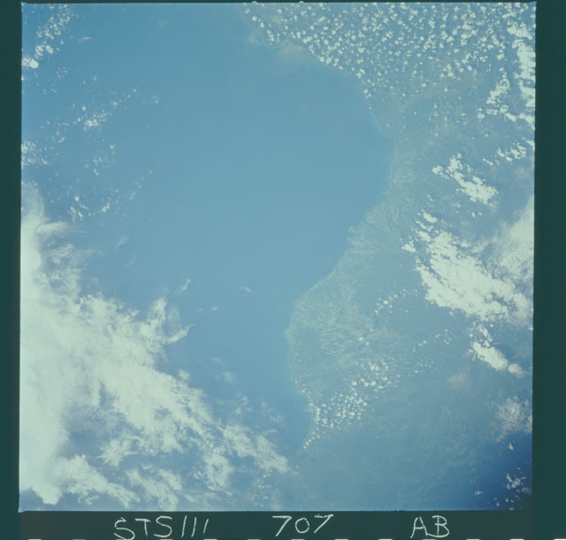 STS111-707-0AB - STS-111 - Earth Observation from space taken during Mission STS-111 UF-2