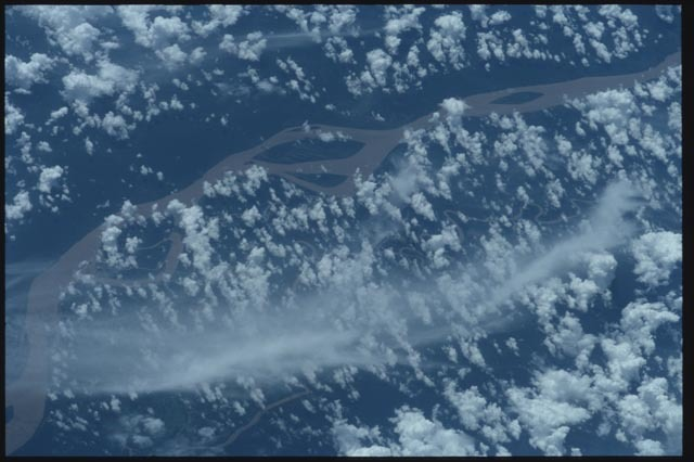 STS113-331-015 - STS-113 - Earth Observation during STS-113