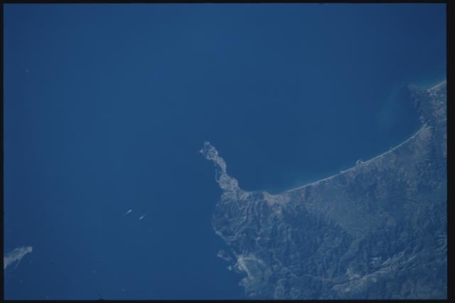 STS113-332-016 - STS-113 - Earth Observation during STS-113