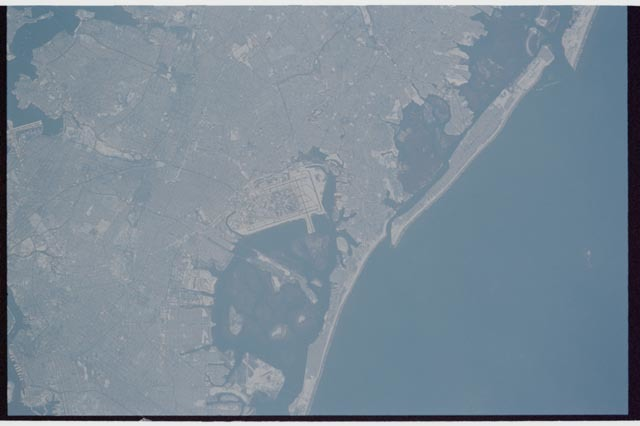STS113-347-036 - STS-113 - Earth Observation during STS-113