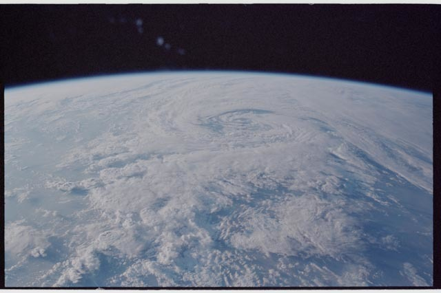 STS113-348-012 - STS-113 - Earth Observation during STS-113