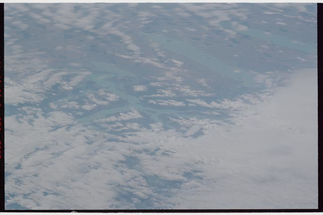 STS113-369-004 - STS-113 - Earth Observation during STS-113