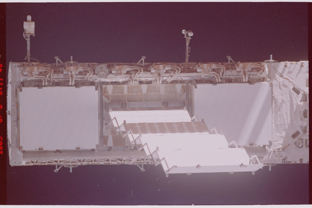 STS114-305-006 - STS-114 - Flyaround view of ISS