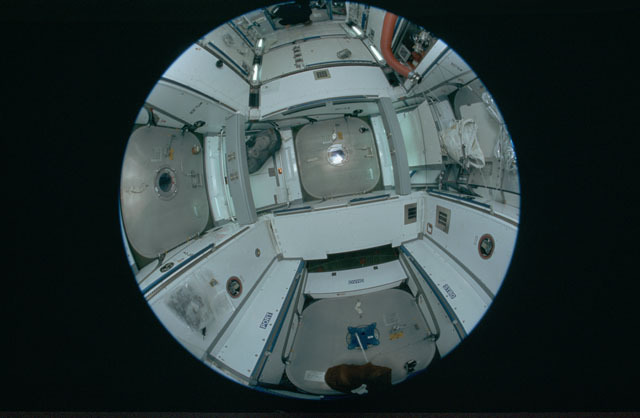 STS120-301-023 - STS-120 - Interior of Node 2 module