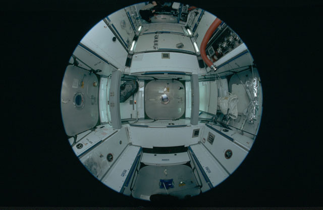 STS120-301-024 - STS-120 - Interior of Node 2 module
