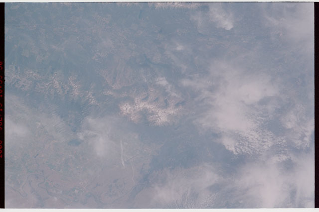 sts121-327-005 - STS-121 - Earth view oer Montana taken during STS-121