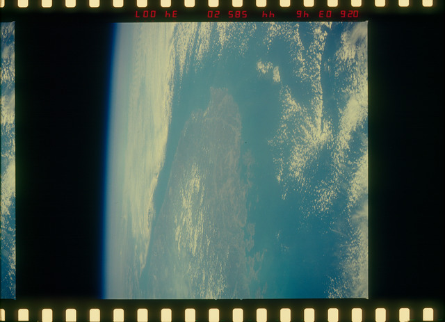 STS51C-34-007 - STS-51C - STS-51C earth observations